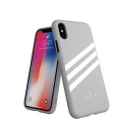 adidas Originals Moulded Case GAZELLE iPhone X Grey