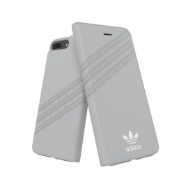 adidas Originals Booklet Case GAZELLE iPhone 8 Plus Grey