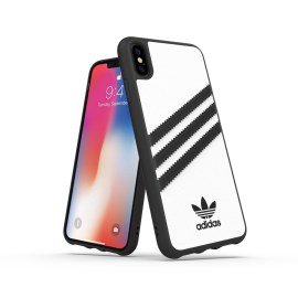 adidas Originals Moulded Case SAMBA iPhone XS Max White/Black
