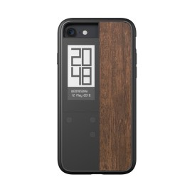 OAXIS InkCase IVY for iPhone 7 Wood Black
