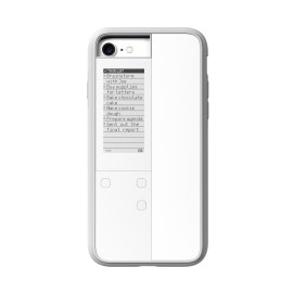 OAXIS InkCase IVY for iPhone 7 White