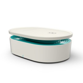 OAXIS BENTO Wireless Speaker White/Green