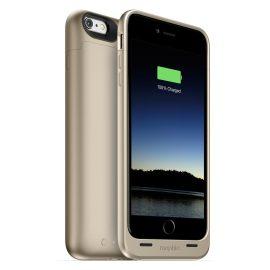 【取扱終了製品】mophie juice pack for iPhone 6s Plus Gold