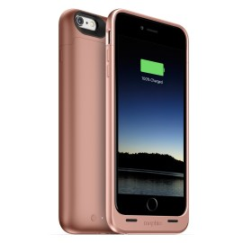 【取扱終了製品】mophie juice pack for iPhone 6s Plus Rose Gold