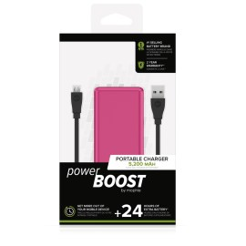 mophie power BOOST Pink