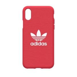 [au+1 Collection Select] adidas Originals adicolor Case iPhone X Red