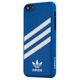 【取扱終了製品】adidas Originals iPhone 5c Moulded Case Blue/White