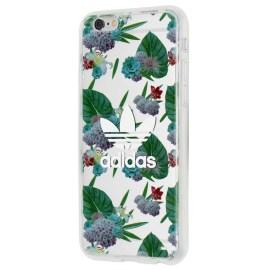 【取扱終了製品】adidas Originals Clear Case iPhone 6s Flower White