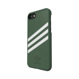 adidas Originals Suede Moulded Case iPhone 7 Mineral Green/White