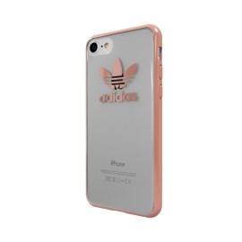 【取扱終了製品】adidas Originals TPU Clear Case iPhone 7 Rose Gold