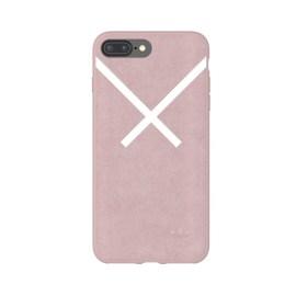 adidas Originals XBYO Moulded Case iPhone 8 Plus Blanch Purple