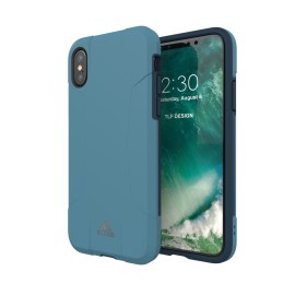 adidas Performance Solo Case iPhone X Core Blue