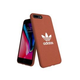 adidas Originals adicolor Moulded Case iPhone 8 Plus Shift Orange