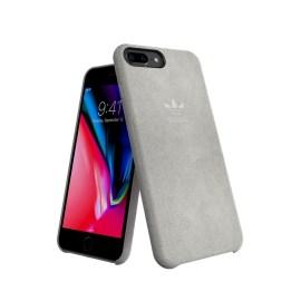adidas Originals Slim Case ULTRASUEDE Case iPhone 8 Plus Grey