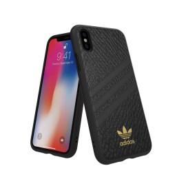 adidas Originals Moulded Case SAMBA WOMAN iPhone X Black