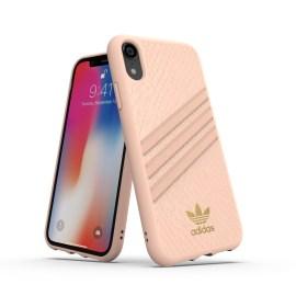 adidas Originals Moulded Case SAMBA WOMAN iPhone XR Pink