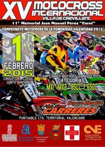 XV Motocross Internacional Villa de Crevillent