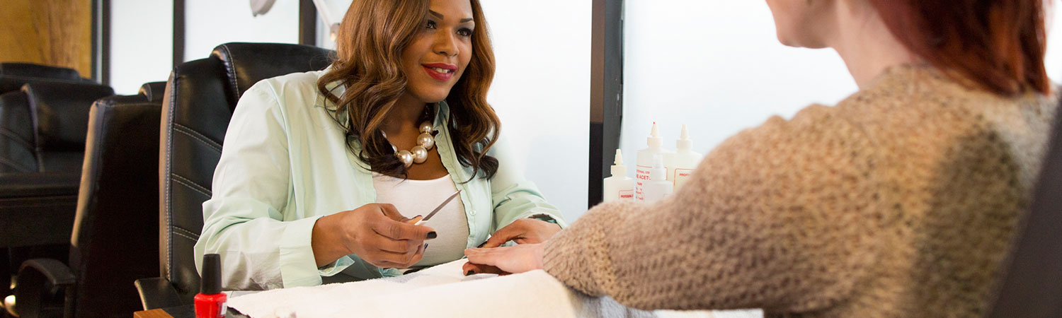Learn How To Add A Finishing Touch Any Fashion Through Nail Art And Care Program Cosmetology Nails