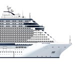 MSC CRUISES NAMES FIRST SEASIDE EVO SHIP MSC SEASHORE