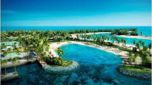 Msc Ocean Cay opening this november
