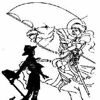 Tomasito y San Jorge