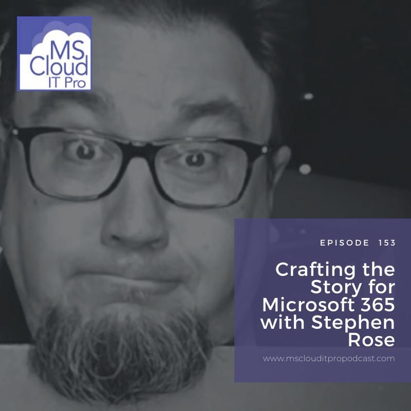 MS Cloud IT Pro Podcast - Episode 153 -