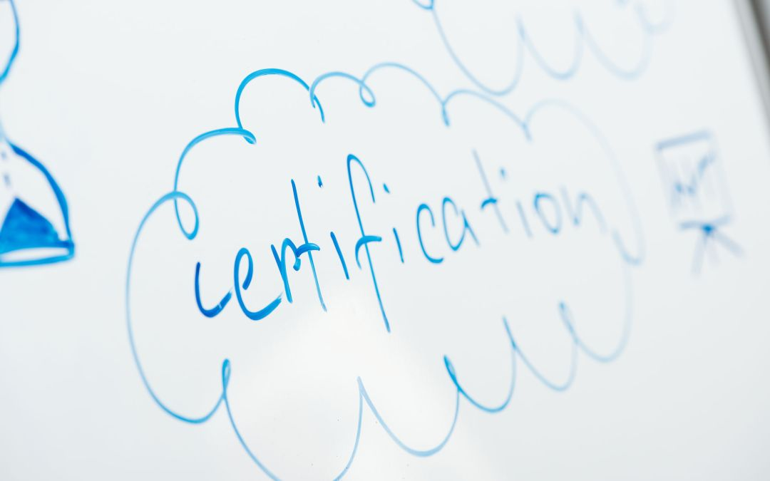 Certification cloud
