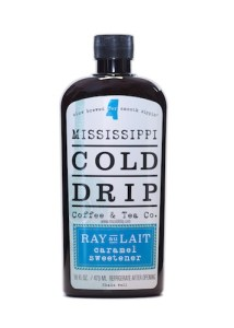 Cold Drip Coffee - Sweeteners Bottle Photo