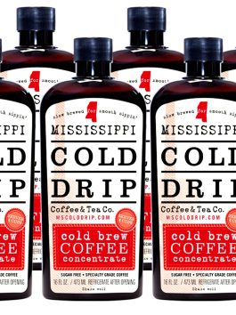 Cold Brew Coffee Concentrate (16-ounce) 6-Pack