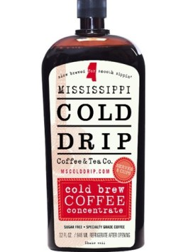 MS Cold Drip Coffee Concentrate 32-ounce
