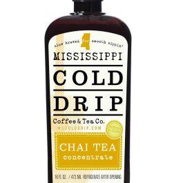 Chai Tea Concentrate: 16-ounce bottle
