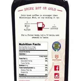 Ex-Large Cold Brew Coffee Bundle (7 @ 32oz)