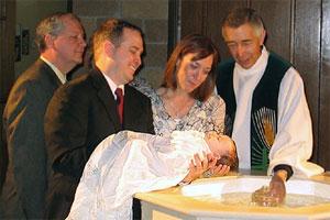 Znaczenie snu chrzest