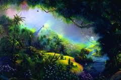 Znaczenie snu niebo, raj