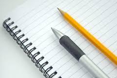 Znaczenie snu przybory do pisania