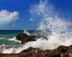 Przypływ morza 21