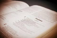 Znaczenie snu psalmy