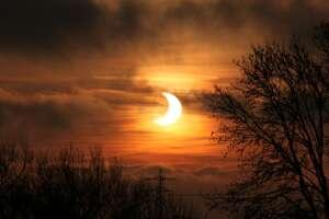 Znaczenie snu słońca zaćmienie