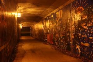 Sen o tunelu