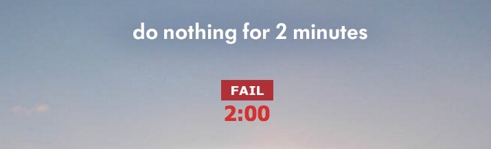 nothing-fail