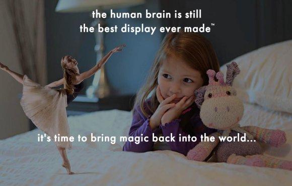 Dijital içeriği fiziksel dünyaya hiçbir ara katman, göz önü aksesuarı kullanmadan yansıtmak mümkün olabilir mi? Magic Leap ile bunun cevabını alacağız.