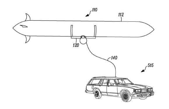 Patent başvurularındaki senaryolardan biri bu şekilde.