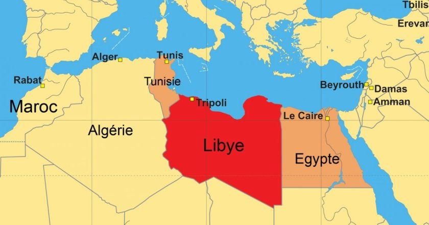 Libye : Une première équipe de MSF est arrivée à Benghazi   Médecins Sans  Frontières (MSF)