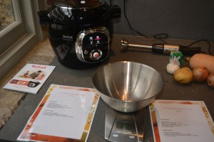 Ready to get started using the Tefal Cook4Me