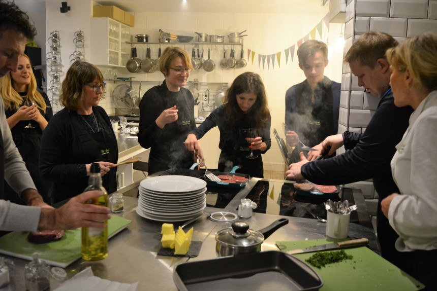 The Avenue Cookery School Wandsworth
