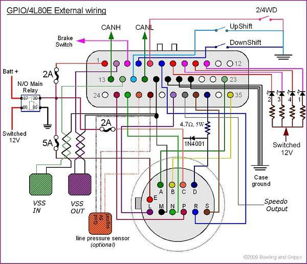 Allison 1000 Wiring Diagram on 4l80e transmission electrical diagrams