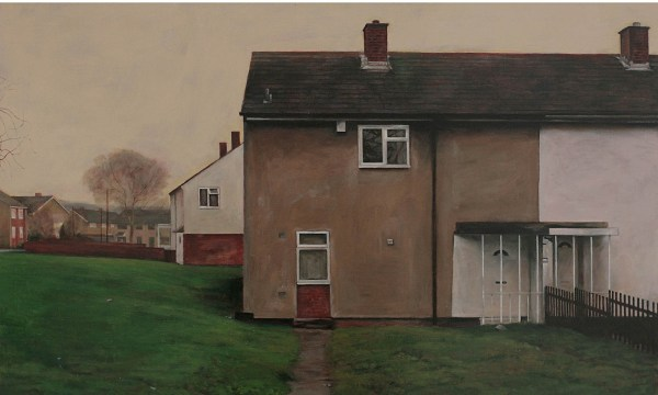 George Shaw painting, Crisis commission