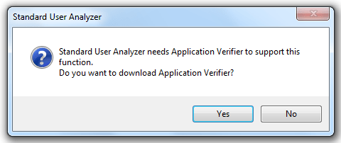 Application Verifier
