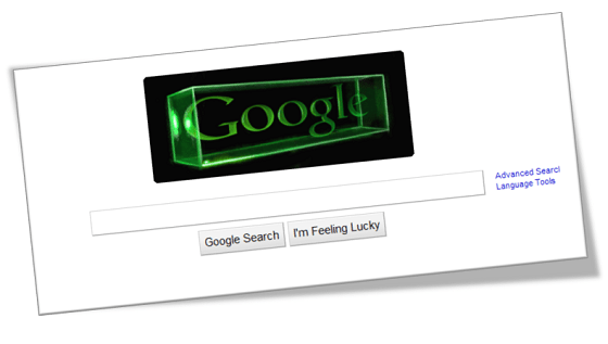 Google Doodle - Honouring Dennis Gabor's Birthday