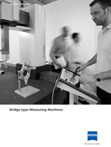 ZEISS Bridge-Type CMMs Catalog